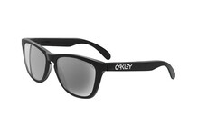 Oakley Frogskin polished black/grey polarized